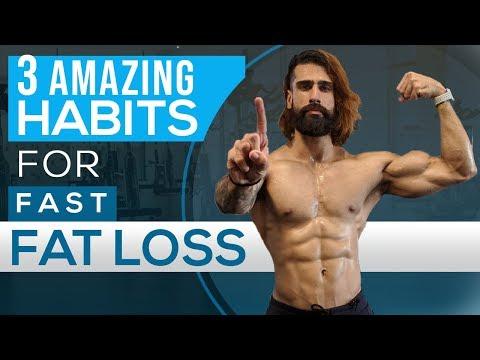 3 SIMPLE HABITS TO LOSE FAT FAST | Worst Fat Loss Mistakes by Abhinav Mahajan