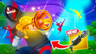 The BIGGEST Fortnite update EVER! (New Mythic, POIs, Abductions)