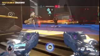 Overwatch team kill
