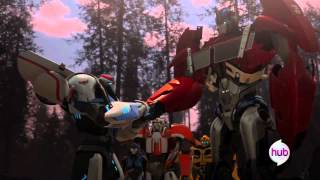 Transformers Prime Series Smokescreen AMV Catching Up