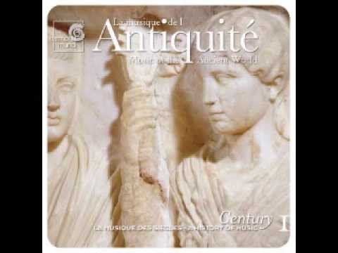 Música Griega Antigua (Music Of The Ancient World)