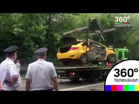 Три человека погибли в результате ДТП с такси на Ташкентской улице - СМИ2