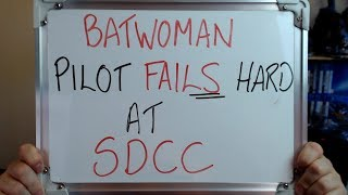 BATWOMAN Pilot TANKS HARD As SH LL MED A Cant Even Defend  T