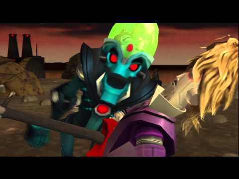 Ratchet & Clank 3 (HD) - LAST BOSS BATTLE: Dr.Nefarious / Biobliterator + FULL ENDING