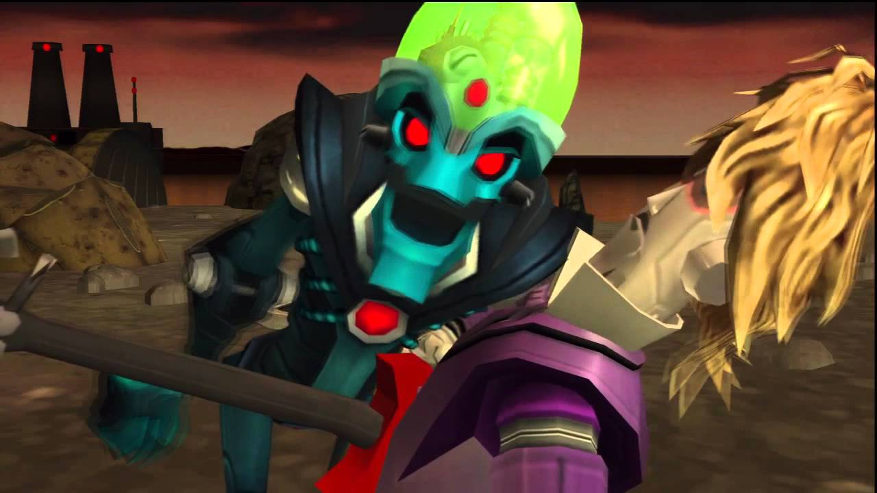 Ratchet Clank 3 Hd Last Boss Battle Dr Nefarious