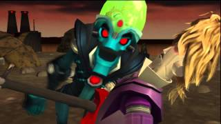 Ratchet Clank 3 HD LAST BOSS BATTLE Dr Nefarious Biobliterator FULL ENDING