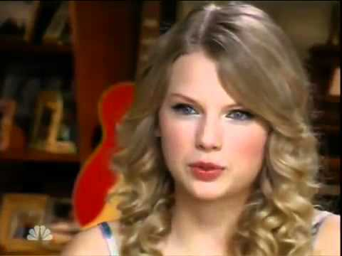Taylor Swift talks about her childhood    YouTube