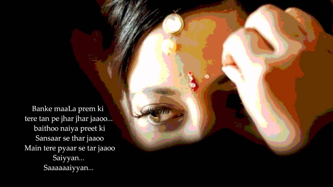 Download Saiyaan ~~ KaiLash Kher