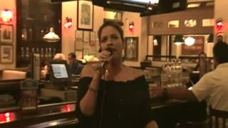 Naida karaoke cover these dreams Unos chicago bar Dj Neloskaraoke RockParty