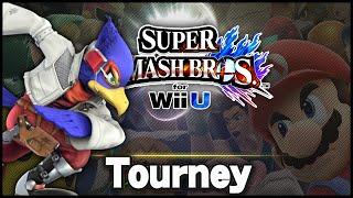 Super Smash Bros. Wii U - Tournament Mode (Falco)