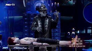 Românii au talent 2021: Semifinala 2 (prestație) – Art of Robots – dans