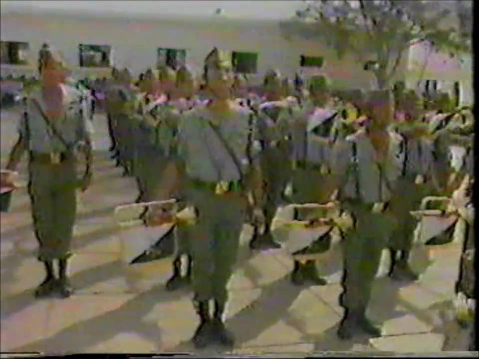 Tercio Don Juan de Austria, 3º de la legion.wmv - YouTube