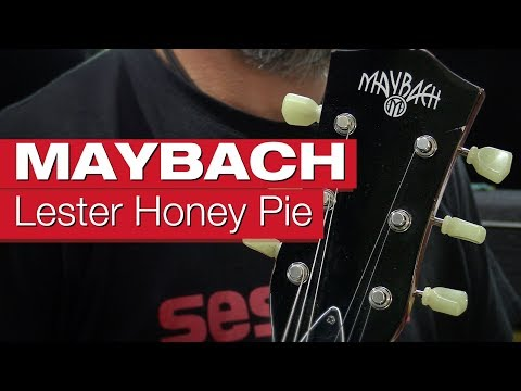 Maybach Lester Honey Pie 59 Aged