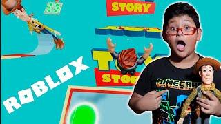 ESCAPE DE TOY STORY 4 ROBLOX || MAX GIO