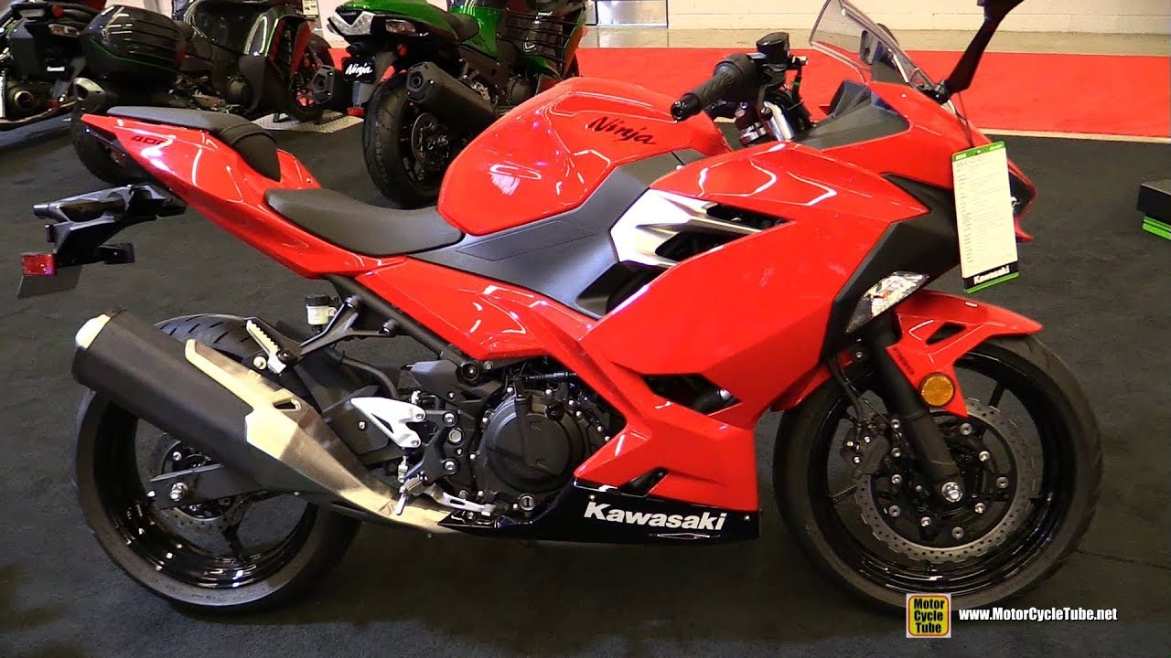 2018 kawasaki ninja 400 abs walkaround 2018 montreal. Black Bedroom Furniture Sets. Home Design Ideas