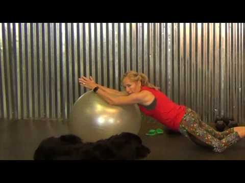 Super Challenging Plyo And Ball  Workout By Faithful Workouts