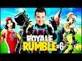 UNE VICTOIRE CONTRE LA SQUAD DU Z-EVENT ?! ► Royal Rumble #6