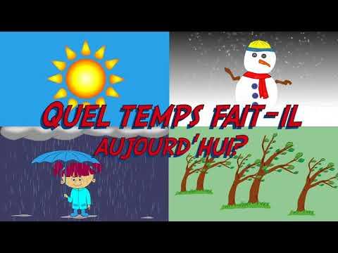 Quel temps fait il? - Alain Le Lait