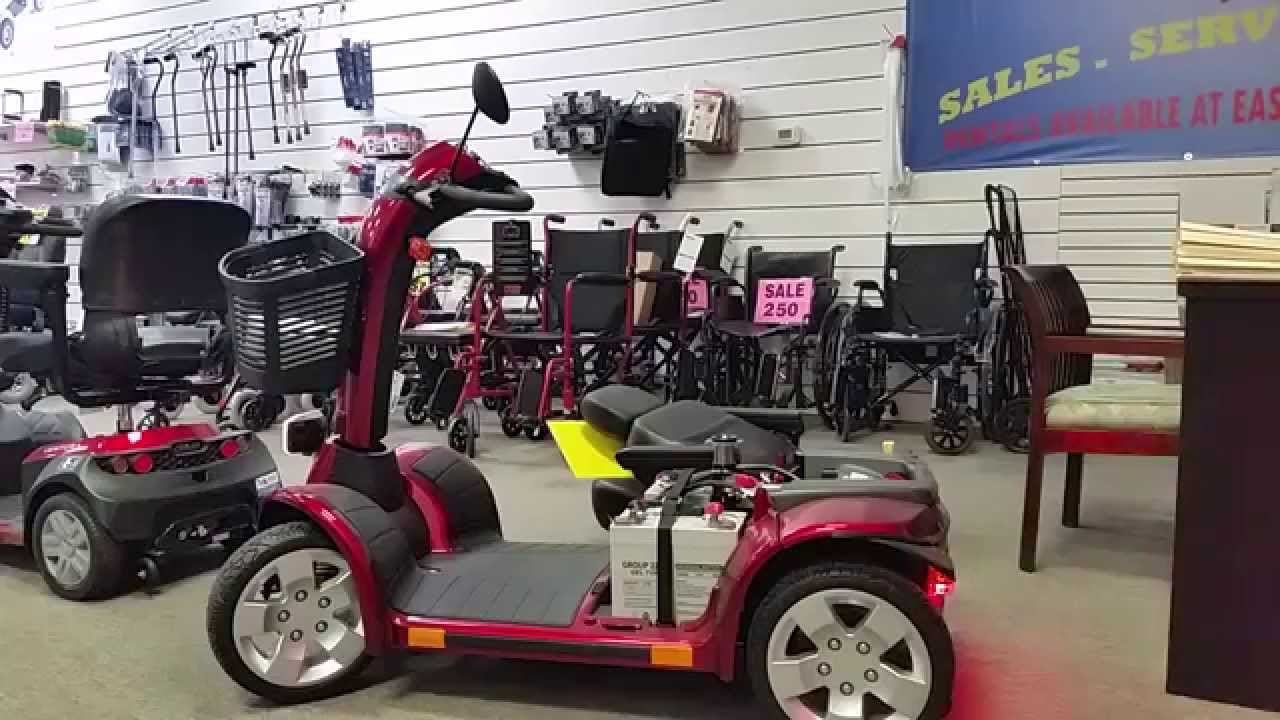 Pride Mobility Scooter >> Pride Pursuit Review - StatewideMobility.com - YouTube