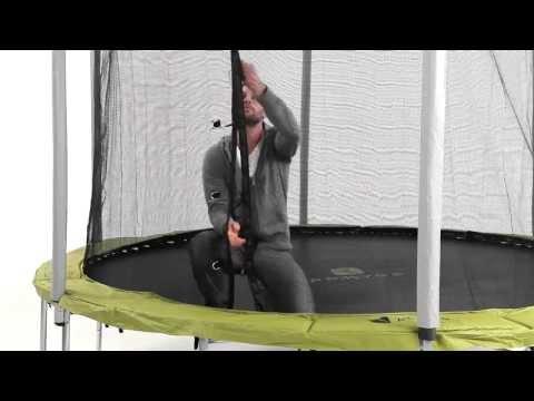 garten trampolin 305 366 mit