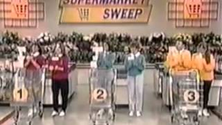 Supermarket Sweep (1993) | Debbie & Robin vs. Sean & Michelle vs. Stacy & Dana