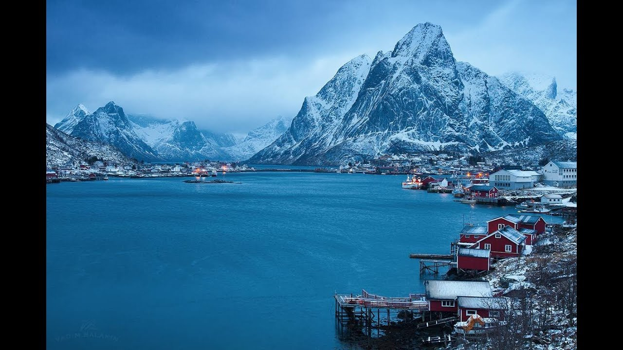 lofoten islands images - 1020×673