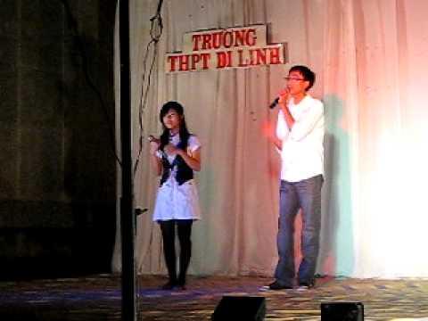 THPT Di Linh 12A2 | 27-3-2010 khúc nhạc tình cảm CHO EM