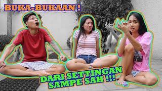 setingan NIKAH , TEST DRIVE sampe SAH with Pras & Erika