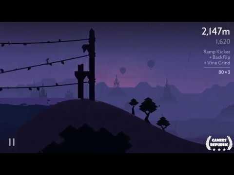 Alto's Odyssey   Land a double backflip   Unlocked Maya ...