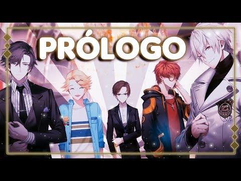 ¡¡NUEVA SERIE!! ¡¡ACABAMOS EN UN CHAT MUY EXTRAÑO!! | MYSTIC MESSENGER #PRÓLOGO