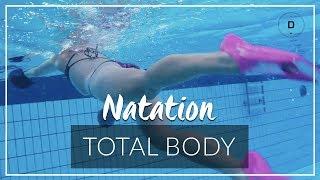 Total body - 2 exercices de natation pour muscler tout le corps