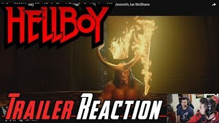 Hellboy (2019) Angry Trailer Reaction!