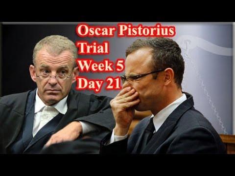 Oscar Pistorius Trial: Friday 11 April 2014