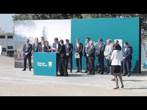 Kula Belgrade: Ground Breaking Event