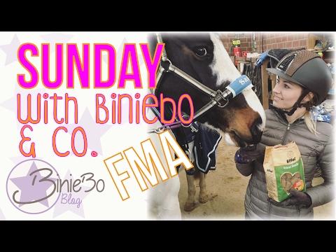 Ein Sonntag mit BinieBo und Co.   #fma