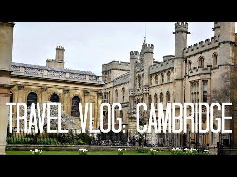 Travel Vlog: Cambridge England | LivLoren