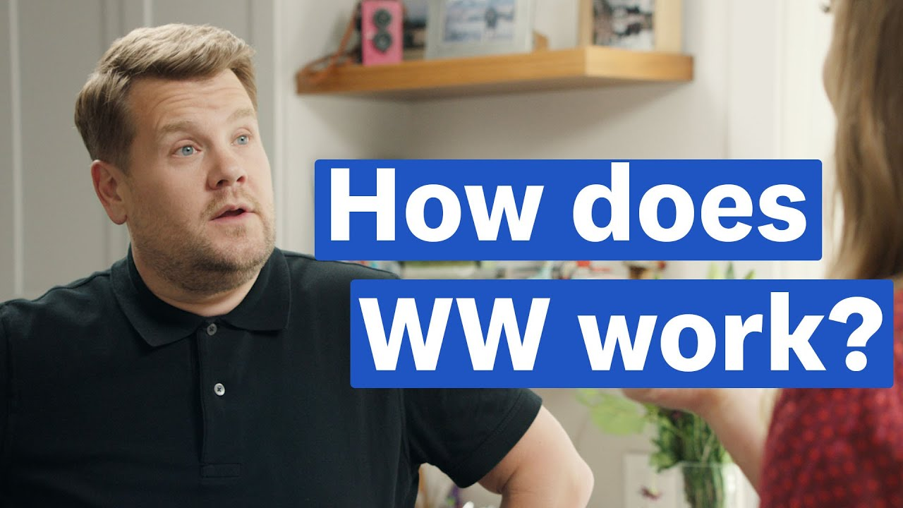 How Has James Corden Lost 20 Lbs*? The Science Behind WW's (formerly Weight Watchers) Success