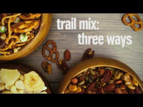 3 Homemade Trail Mix Recipes that aren't GORP