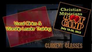 Christian Musicians Boot Camp Trailer with Planetshakers