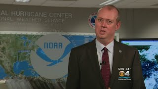 New National Hurricane Center Director Urges People To Plan For The Worst