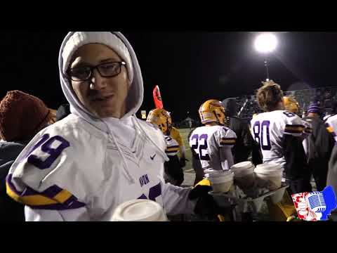 '18 OH Football Playoffs Avon-Anthony Wayne