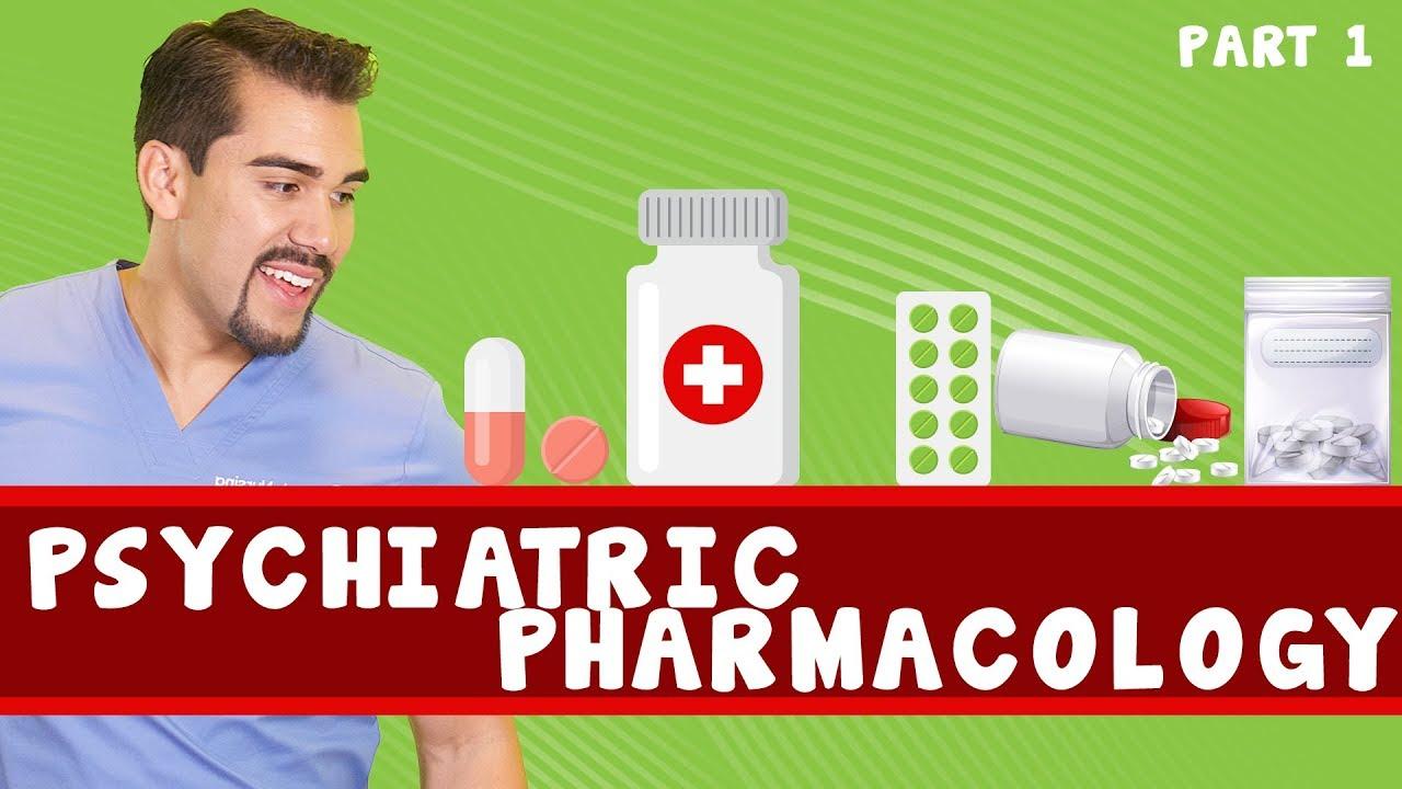 Psychiatric Pharmacology for Nursing Students