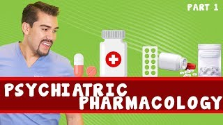 Pharmacology Psychiatric *Part 1* Nursing Students