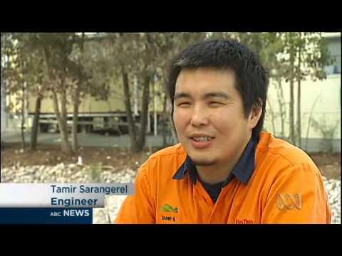 Rio Tinto To Open Gobi Desert Mine Amid Mongolia Mining Boom