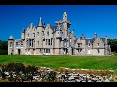 Balfour castle tour