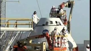 NASA's next generation spacecraft: Orion Multi Purpose Crew Vehicle (MPCV)