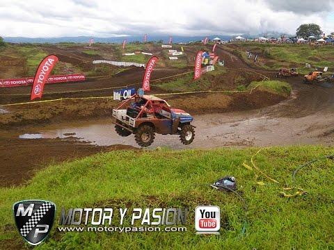 Programa Gran Final Autocross 2015 en Motor y Pasión