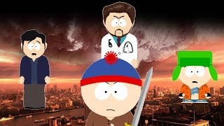 South Park in Minecraft Season 2 Episode 6: The End of the World!