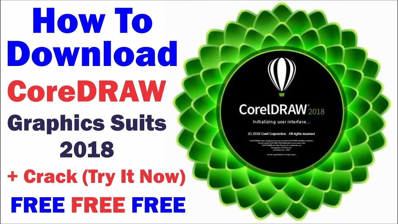 corel draw free software download with crack