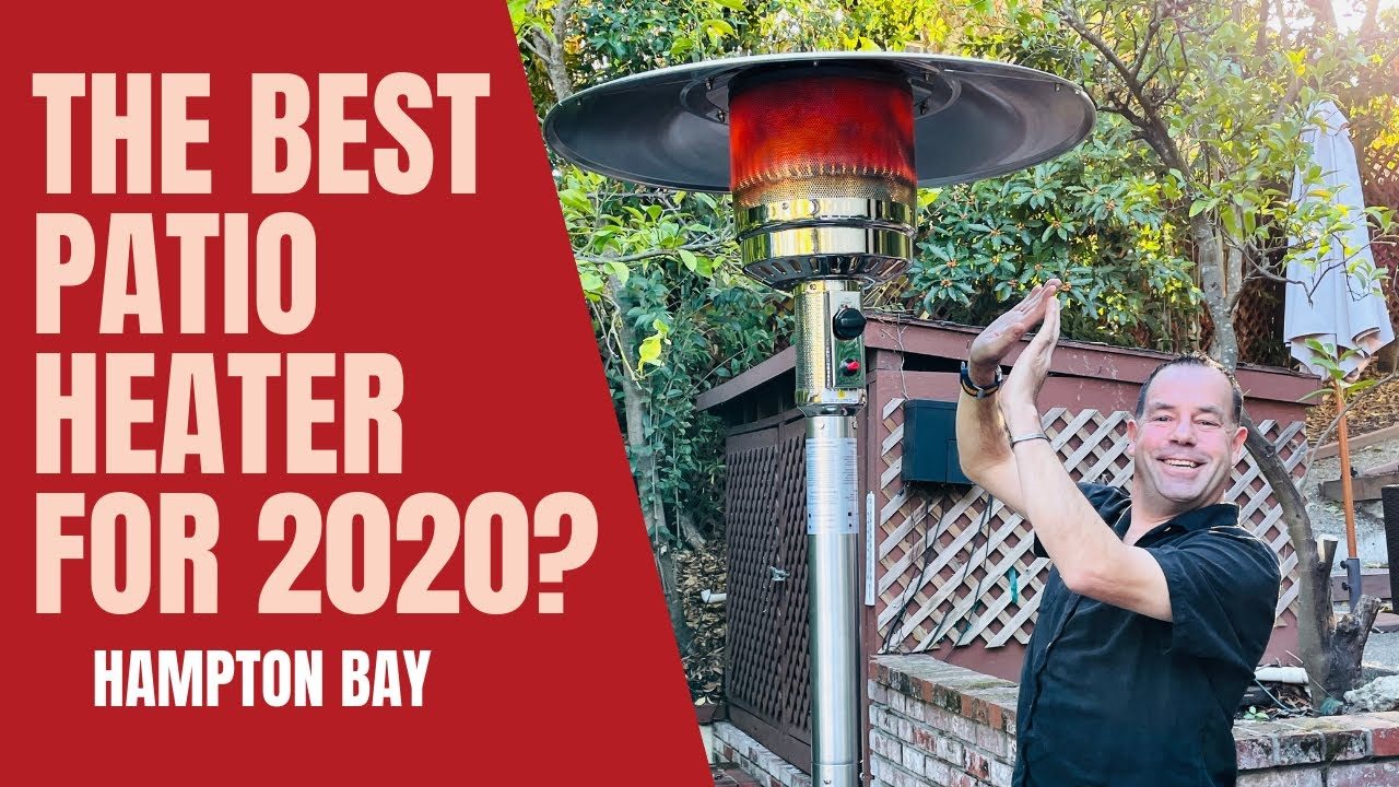 hampton bay patio heater review step by step assembly
